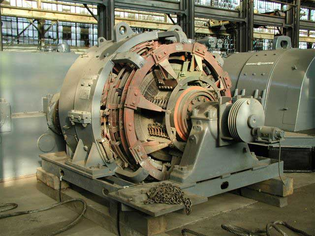 2000hp Westinghouse Dc Motor For Sale